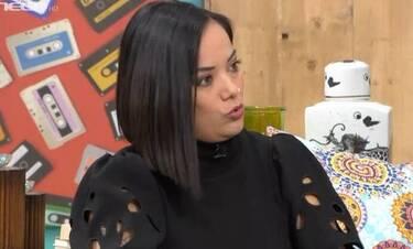 Κατερίνα Τσάβαλου: Η σεξουαλική παρενόχληση που δέχτηκε και ο κανιβαλισμός!