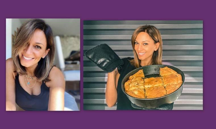 """Έλλη Κοκκίνου: H κουζίνα του σπιτιού της θυμίζει """"50 αποχρώσεις του γκρι"""""""