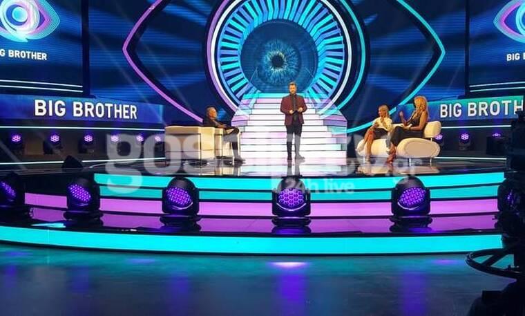 Big Brother: Το gossip-tv στο live - Όλοι με μάσκα στο πλατό! Δείτε backstage photos