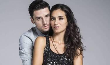 Χατζηαγγελάκης: «Αγαπιόμαστε με τη Μαρία, είμαστε αληθινοί όταν παίζουμε μαζί»