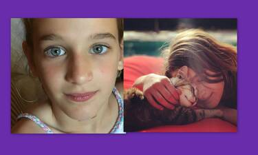 Αναστασία Ρουβά: Μπήκε στην εφηβεία και αυτές οι φώτο της έχουν γίνει  viral!
