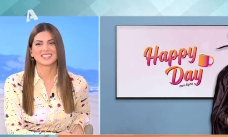 Happy Day: Η Σταματίνα αποκάλυψε τι έκανε το Σαββατοκύριακο με τα παιδιά της!