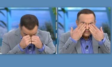 Στη Φωλιά των Κου Κου: Παραλίγο να βάλει τα κλάματα ο Κρατερός - «Τα έχασε» on air