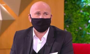 Big Brother: Απασφάλισε ο Μακρίδης!  «Ο Πυργίδης με απογοήτευσε»