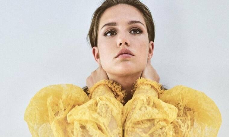 Adele Exarchopoulos: «Με δένει με την ελληνική παράδοση ο δεσμός της οικογένειας»