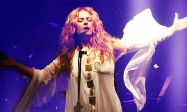 Ελένη Τσαλιγοπούλου: «Έχω ξεχάσει να...τραγουδάω, είχα πολλά σχέδια»