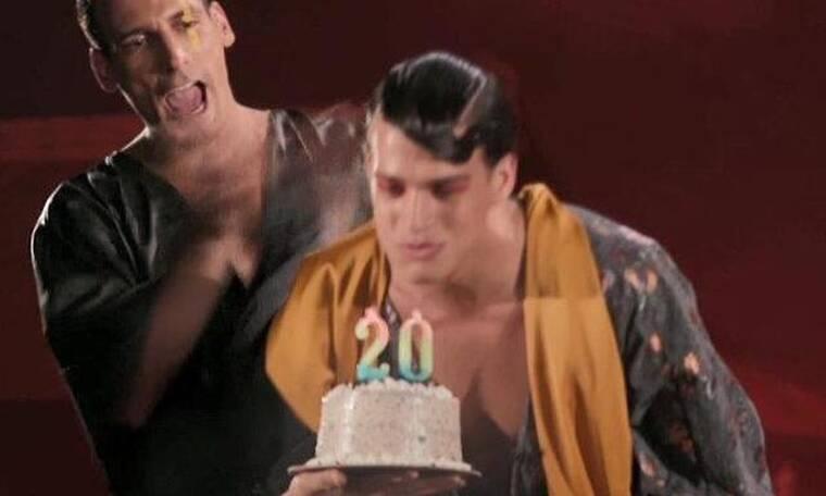 GNTM: Η τούρτα – έκπληξη στον Ανδρέα για τα γενέθλιά του! (video)