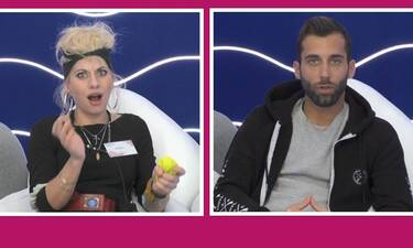 Big Brother: Η αντίδραση Άννας Μαρίας-Κεχαγιά όταν έμαθαν ότι παντρεύονται! Πολύ γέλιο!