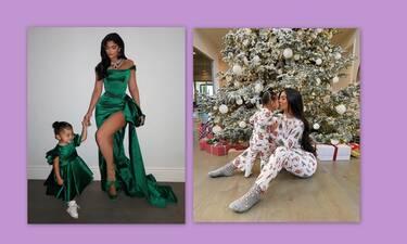 Kylie Jenner: 8+1 φορές που μαζί με την κόρη της Stormi ντύθηκαν ασορτί!