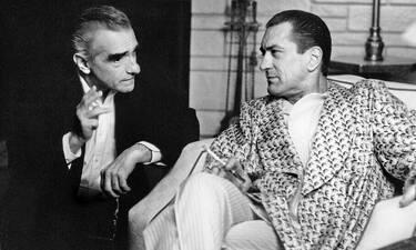 Scorsese - De Niro: Η τρομερή ιστορία που δημιούργησε μια μοναδική φιλία!