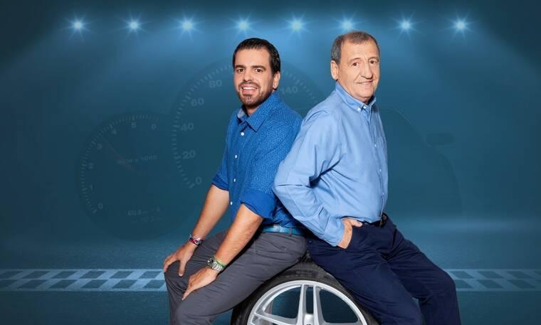 Traction: Πρεμιέρα για 22η χρονιά για την εκπομπή αυτοκινήτου και μοτοσικλέτας