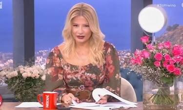 Φαίη Σκορδά: Απίστευτο! Έμαθε ότι ο γιος της πήγε για μπάνιο από τα... περιοδικά!