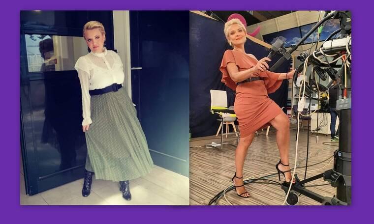 Τζωρτζέλα Κόσιαβα: Έχασε πάνω από 30 κιλά και φορά μίνι φούστα – Δες την!