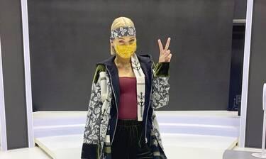 My Style Rocks: Η Μικαέλα επέστρεψε στα γυρίσματα μετά την απώλεια και το πένθος