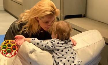 Τζένη Μπότση: Tα πρώτα γενέθλια της κόρης της, η μαγική φωτό και η αποκάλυψη