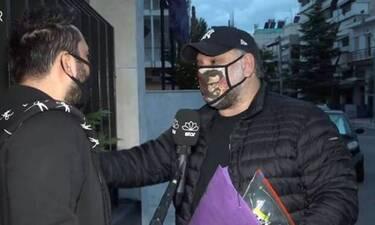 Γρηγόρης Αρναούτογλου: Η κόντρα με τους youtubers και τους παρουσιαστές reality