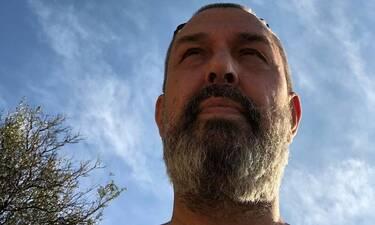 Ο Χατζηπαναγιώτης περνάει το lockdown στον παράδεισο του στην Καλαμάτα