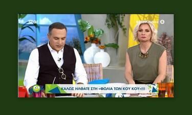 Κατερίνα Καραβάτου: Η απολογία της on air: «Σας ζητάμε ειλικρινά συγγνώμη…»
