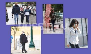 """Μετακίνηση 6 για τους celebrities - Δείτε ποιους """"τσάκωσε"""" ο φωτογραφικός φακός"""