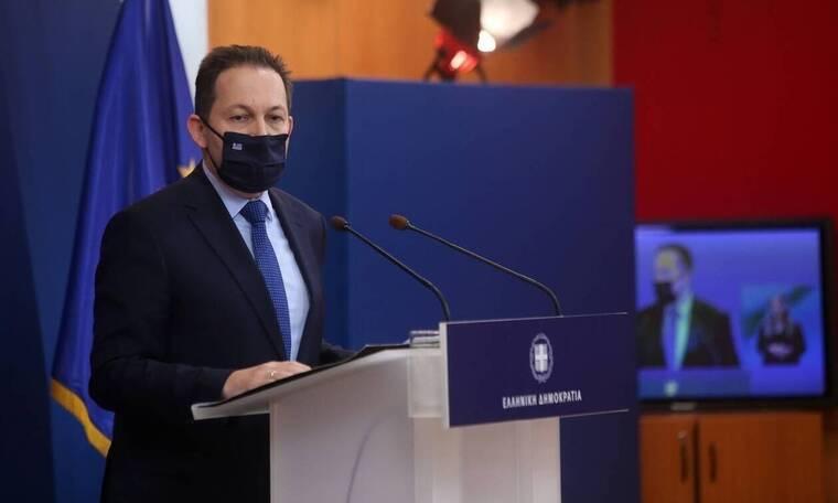 Κορονοϊός: Το ξεκόβει ο Πέτσας για άρση lockdown 1η Δεκεμβρίου - Σύντομα το σχέδιο της κυβέρνησης