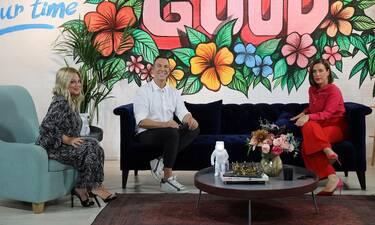 Εύα Αντωνοπούλου: Ο γάμος με τον πρόεδρο του ΕΟΔΥ και η δύσκολη καθημερινότητα λόγω covid