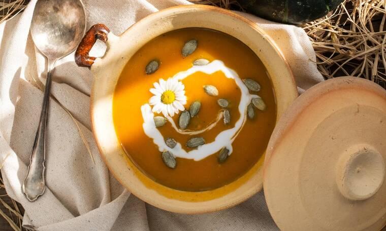 Τα οφέλη που έχουν οι βελουτέ σούπες τον χειμώνα στον οργανισμό σου