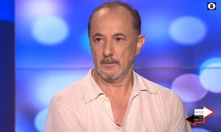 Στέλιος Μάινας: «Ποτέ δεν ήμουν υψηλά αμοιβόμενος ηθοποιός»