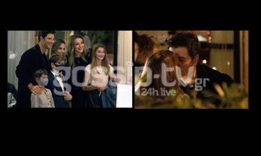 Αναστασία Ρουβά: Φωτό από το πάρτι γενεθλίων της πριν το lockdown - Το τρυφερό φιλί του Σάκη