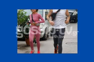 Μετακίνηση 6: Πασίγνωστη τραγουδίστρια σε ώρα άθλησης με τον πρώην της