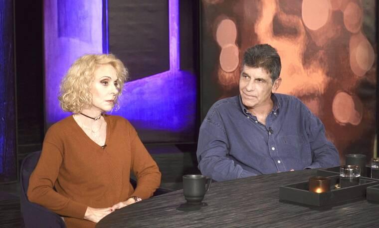 Προσωπικά: Τσαλίκη και Μπέζος σε μία από τις σπάνιες τηλεοπτικές συνεντεύξεις τους