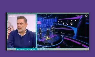 Αντώνης Λουδάρος: «Δεν αποκλείω να αποχωρήσω αυτό το Σάββατο από το J2US»