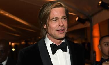 Brad Pitt: Αποφάσισε να γίνει... ντελιβεράς!