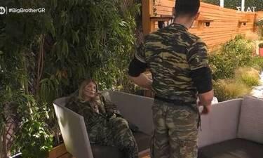 Big Brother: Η Δανέζη αποκαλεί όλους τους συμπαίκτες της... ηλίθιους! (video)
