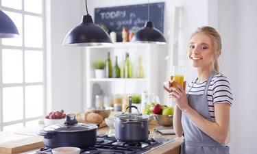 Τρεις γλυκές συνταγές με λιγότερες θερμίδες που αξίζει να δοκιμάσεις!