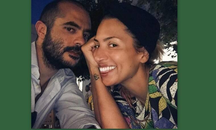 Μαρία Ηλιάκη: Η φώτο μετά από καιρό με τον σύντροφό της και το «καυτό» φιλί!