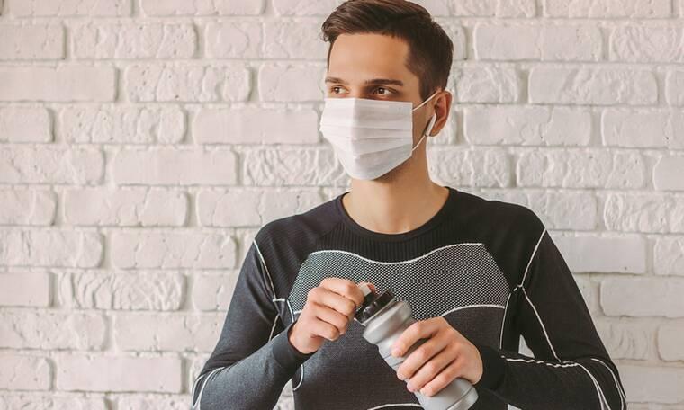 Κορονοϊός: Πόσο ασφαλής είναι η χρήση μάσκας κατά την άσκηση;
