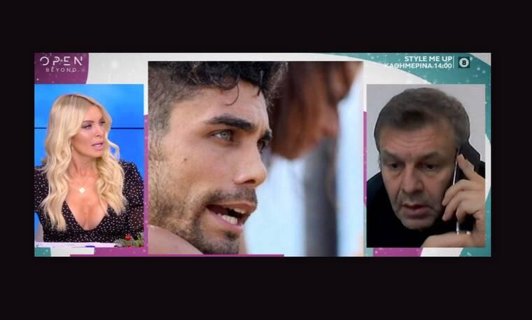 Γκλέτσος: Η σχέση του με τον Βασιλάκο και η αποκάλυψη: «Ο Παναγιώτης θα γίνει ηθοποιός»
