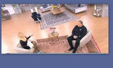 Το Πρωινό: O διάλογος του Δημήτρη Σκαρμούτσου με τον 4χρονο γιο του on air!