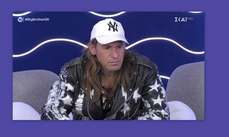 Big Brother: Ο Πυργίδης βγήκε υποψήφιος και ξεσπάθωσε - «Συμφωνημένοι ήταν»