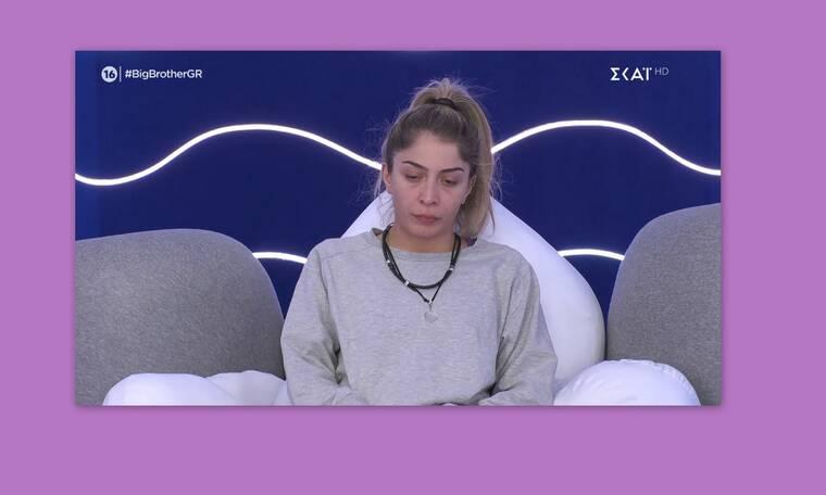 Big Brother: Ράκος η Δανέζη - Κέρδισε το βέτο και πήρε τη μεγάλη απόφαση