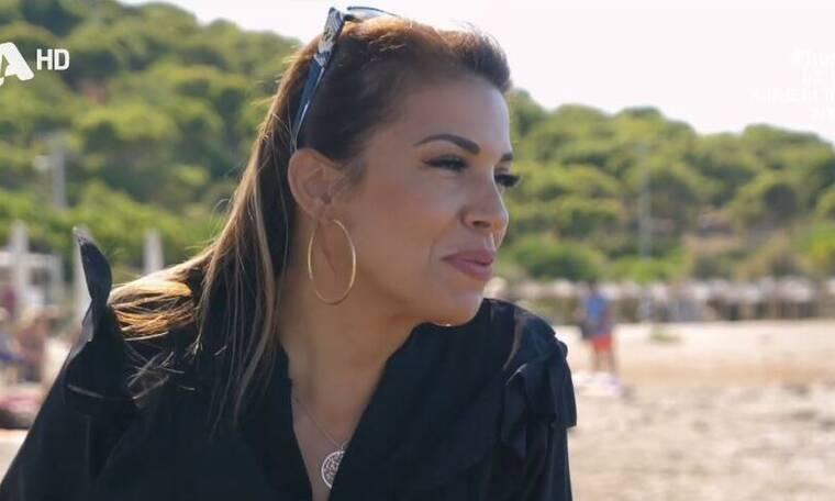 Συγκινεί η Ελένη Χατζίδου: «Δεν θέλω να θυμάμαι πόσο πολύ πόνεσα»