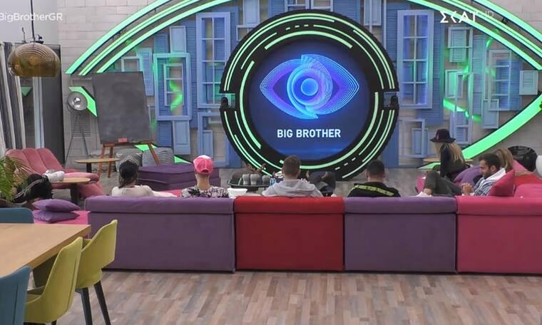 Big Brother: Αυτός ο παίκτης είναι πιο κοντά στην πόρτα της εξόδου