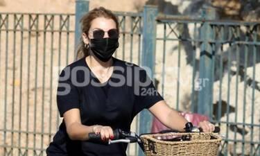Σπυροπούλου: Μετακίνηση 6 και το ποδήλατο της έχει αυτό που δεν έχει το δικό σου!