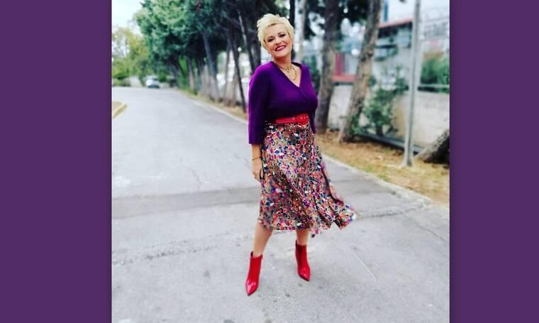 Τζωρτζέλα Κόσιαβα: Όχι απλά αδυνάτισε αλλά φοράει πλέον κολάν και το απολαμβάνει!