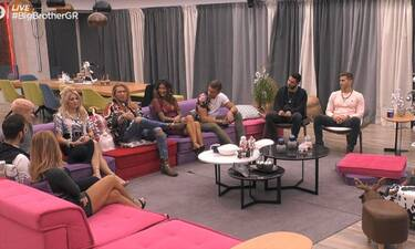 Big Brother: Η μεγάλη έκπληξη του Μεγάλου Αδερφού πριν το live – Άφωνοι οι παίκτες!