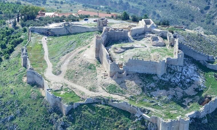 Και όμως το «Κάστρο της Λάρισας» δεν βρίσκεται Λάρισα!