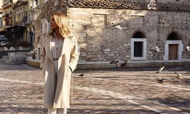 Στεφανίδου: Μόνη στην άδεια Αθήνα! Δες το τρέιλερ για τη νέα της εκπομπή στον Alpha