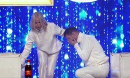J2US: Η Καλογρίδη έτρεμε και ο παρτενέρ της έκλαιγε! Τι συνέβη στη σκηνή του σόου;