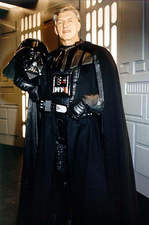 Παγκόσμια συγκίνηση: Πέθανε ο Darth Vader των Star Wars!