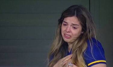 Μαραντόνα: Λύγισε η κόρη του, όταν της αφιέρωσαν το γκολ της Μπόκα (vid)